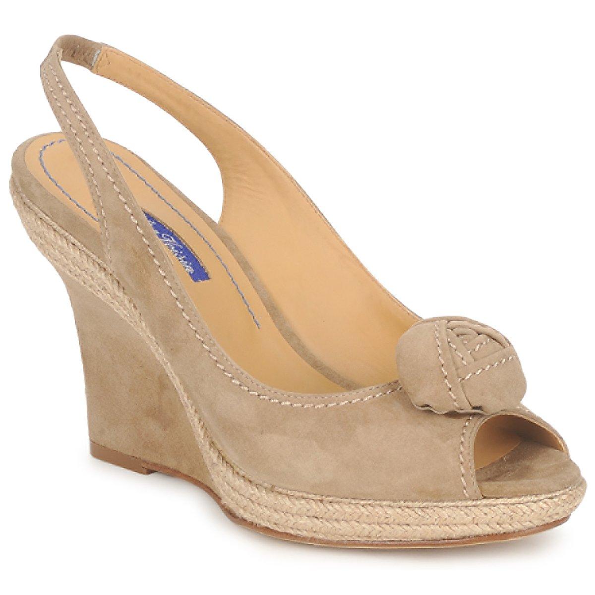 sandaler Atelier Voisin ALIX Mullvadsfärgad