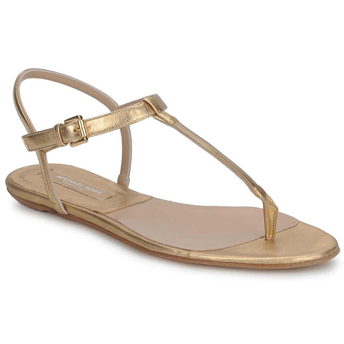 sandaler Michael Kors MK18017 Guld
