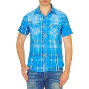 Kortärmade skjortor Redskins KEENE THURAM