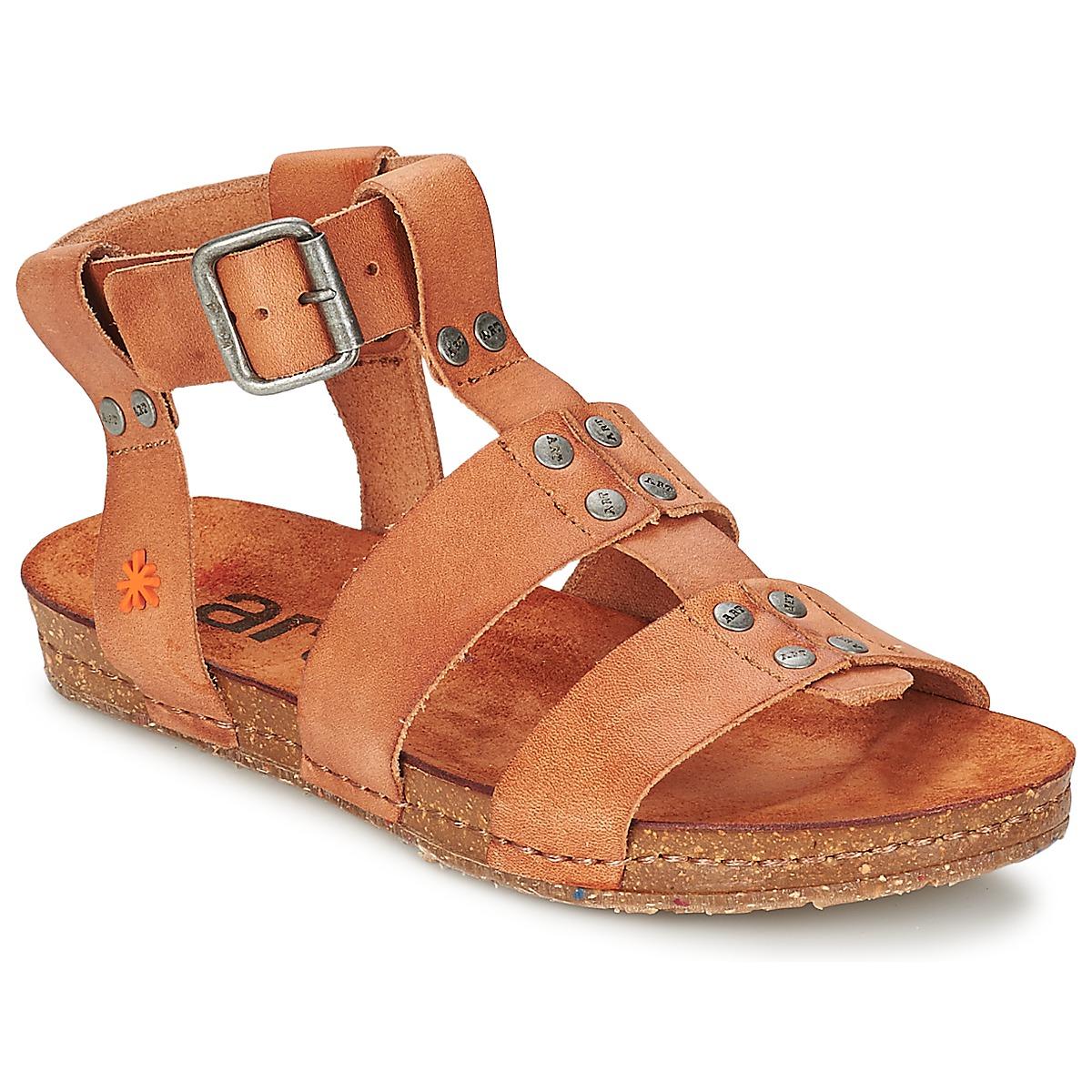 sandaler Art CRETA SPARA Kamel