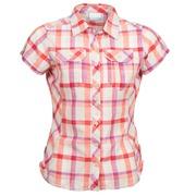 Kortärmade skjortor Columbia CAMP HENRY