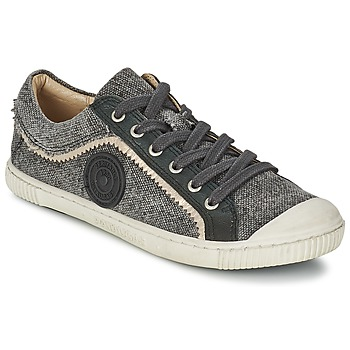 Skor Dam Sneakers Pataugas BINOUSH Svart