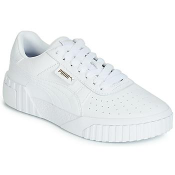 Skor Dam Sneakers Puma CALI Vit