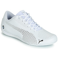 Skor Herr Sneakers Puma BMW DRIFT CAT 5 ULTRA.WHT Vit