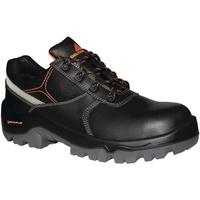 Skor Herr safety shoes Delta Plus PHOCEAS3 Svart