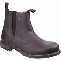 Skor Herr Boots Cotswold Worcester Brun