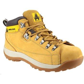 Skor Herr safety shoes Amblers FS122 Safety Honung