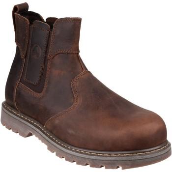 Skor Dam Boots Amblers  Brun