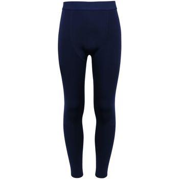 textil Flickor Leggings Tridri TR17B Marinblått