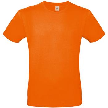 textil Herr T-shirts B And C TU01T Orange