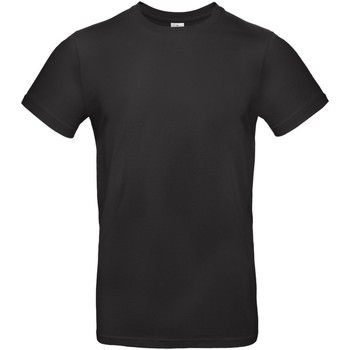 textil Herr T-shirts B And C TU03T Svart