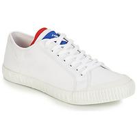 Skor Sneakers Le Coq Sportif NATIONALE Vit / Blå / Röd