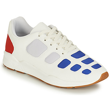 purchase cheap d6b2f 66e19 Skor Herr Sneakers Le Coq Sportif ZEPP Vit   Blå   Röd