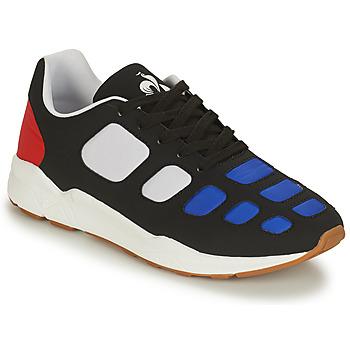 Skor Herr Sneakers Le Coq Sportif ZEPP Svart / Blå / Röd