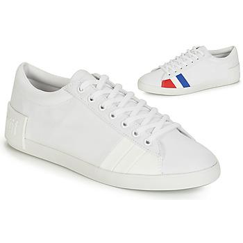 Skor Dam Sneakers Le Coq Sportif FLAG Vit