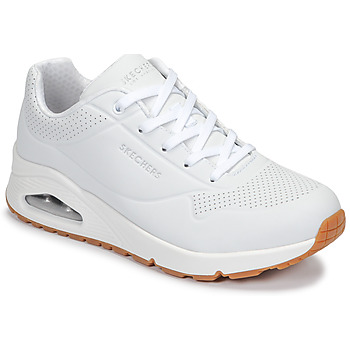 Skor Dam Sneakers Skechers UNO Vit