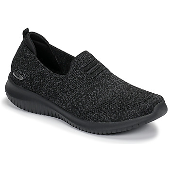 Skor Dam Slip-on-skor Skechers ULTRA FLEX Svart