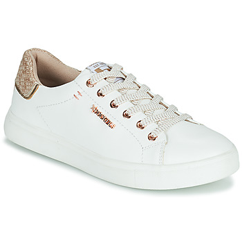 Skor Dam Sneakers Dockers by Gerli 44MA201-594 Vit
