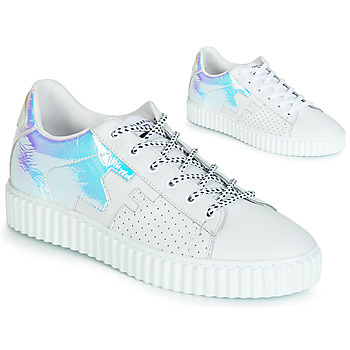 Skor Dam Sneakers Serafini MADISON Vit