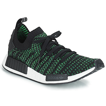 Skor Sneakers adidas Originals NMD_R1 STLT PK Svart / Grön