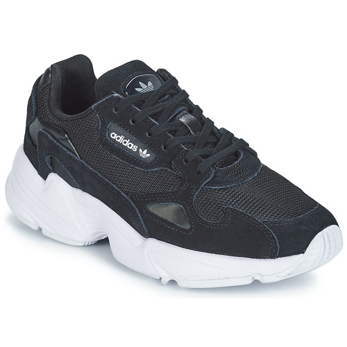 Skor Dam Sneakers adidas Originals FALCON W Svart