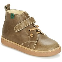 Skor Pojkar Boots El Naturalista PAPUA Kaki