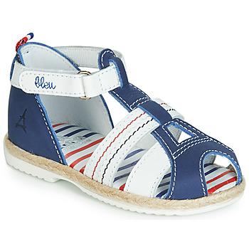 Skor Barn Sandaler GBB COCORIKOO Blå