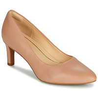 Skor Dam Pumps Clarks CALLA ROSE Leather