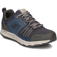 Skor Herr Sneakers Skechers Escape Plan Grafit
