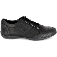 Skor Herr Sneakers TBS Tumbler Noir Svart