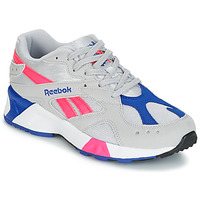Skor Sneakers Reebok Classic AZTREK Beige / Blå