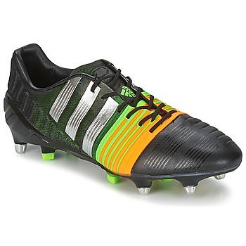 Skor Herr Fotbollsskor adidas Performance NITROCHARGE 1.0 SG Svart / Gul