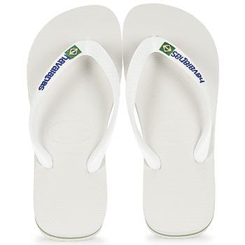 Skor Flip-flops Havaianas BRASIL LOGO Vit