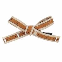 Klockor Dam Broscher / pins Alexis Mabille CLIP Brun / Beige