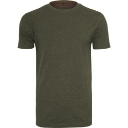 textil Herr T-shirts Build Your Brand BY004 Olive
