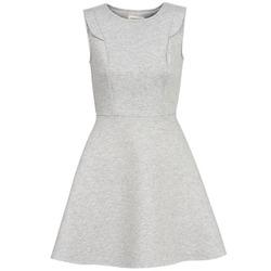 textil Dam Korta klänningar Naf Naf ELOLA Grå