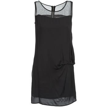 textil Dam Korta klänningar Naf Naf X-LAMO Svart