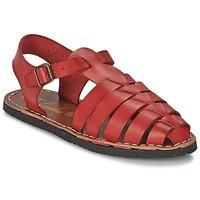 Skor Dam Sandaler Betty London EKINO Röd
