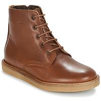 Skor Barn Boots Citrouille et Compagnie HATINE Brun