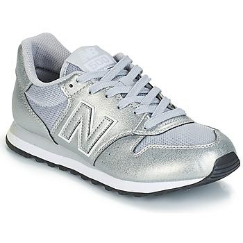 Skor Dam Sneakers New Balance GW500 Silver