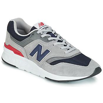 Skor Herr Sneakers New Balance CM997 Grå