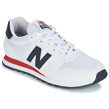 Skor Herr Sneakers New Balance GM500 Vit