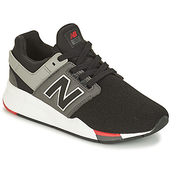 Skor Pojkar Sneakers New Balance GS247 Svart