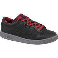 Skor Barn Sneakers K-Swiss Hoke Plaid 85111-050