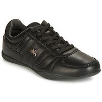 Skor Herr Sneakers Kappa VIRANO Svart
