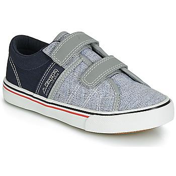 Skor Pojkar Sneakers Kappa CALEXI V Grå / Marin