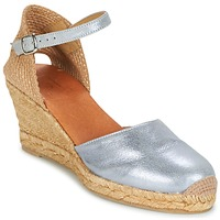 Skor Dam Sandaler Betty London CASSIA Silver
