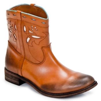 Skor Dam Boots Strategia PONCHO Brun