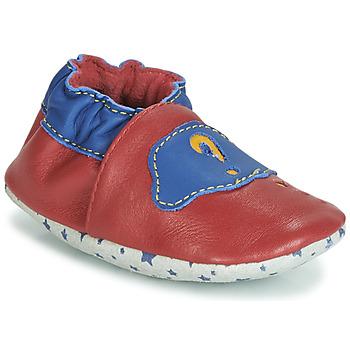 Skor Barn Boots André LES BULLES Röd