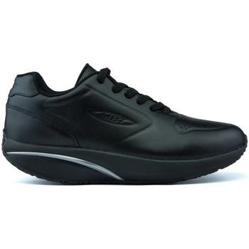 Skor Sneakers Mbt 1997 LEATHER WINTER BLACK_NAPPA